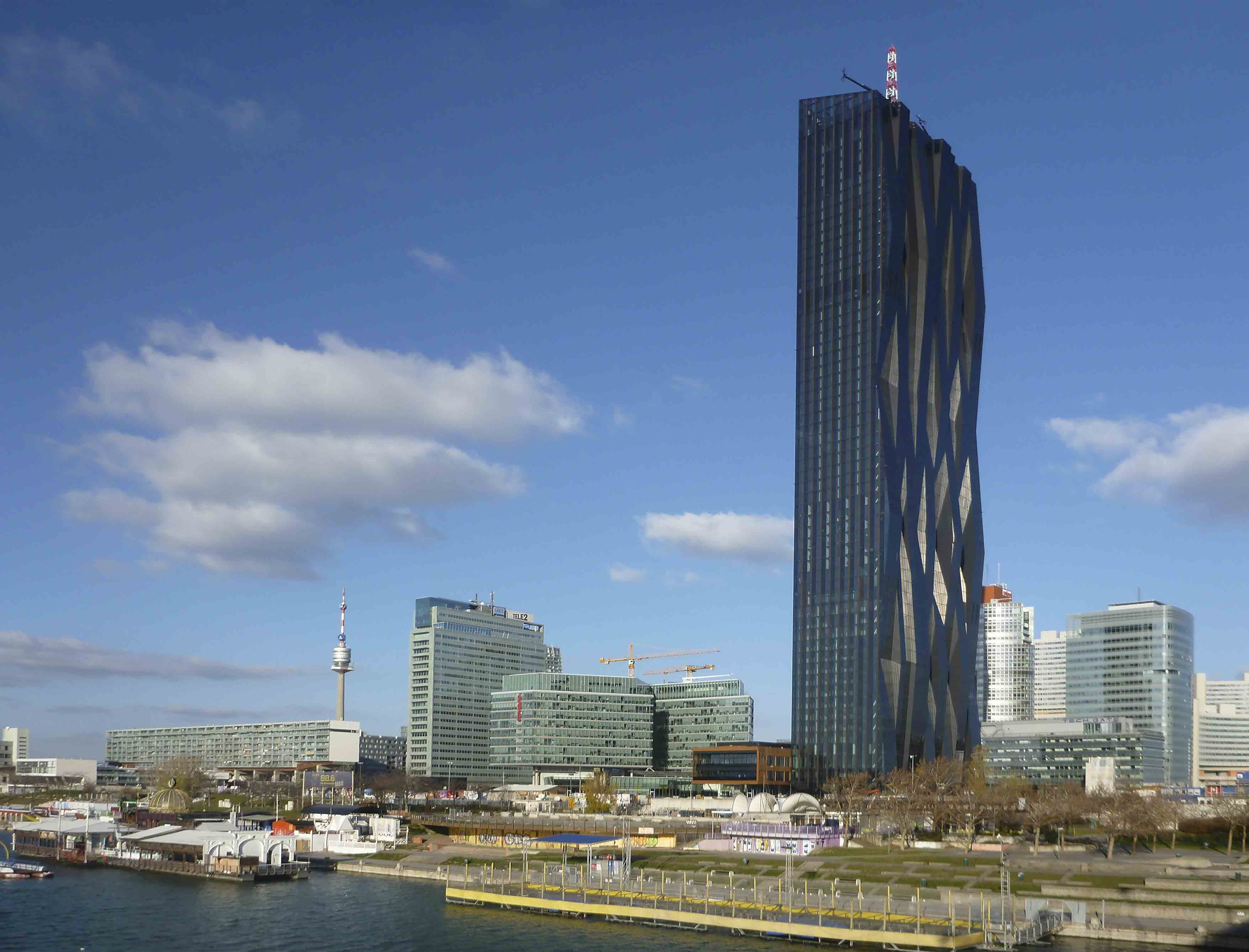 ACO Referenz DC Tower Wien